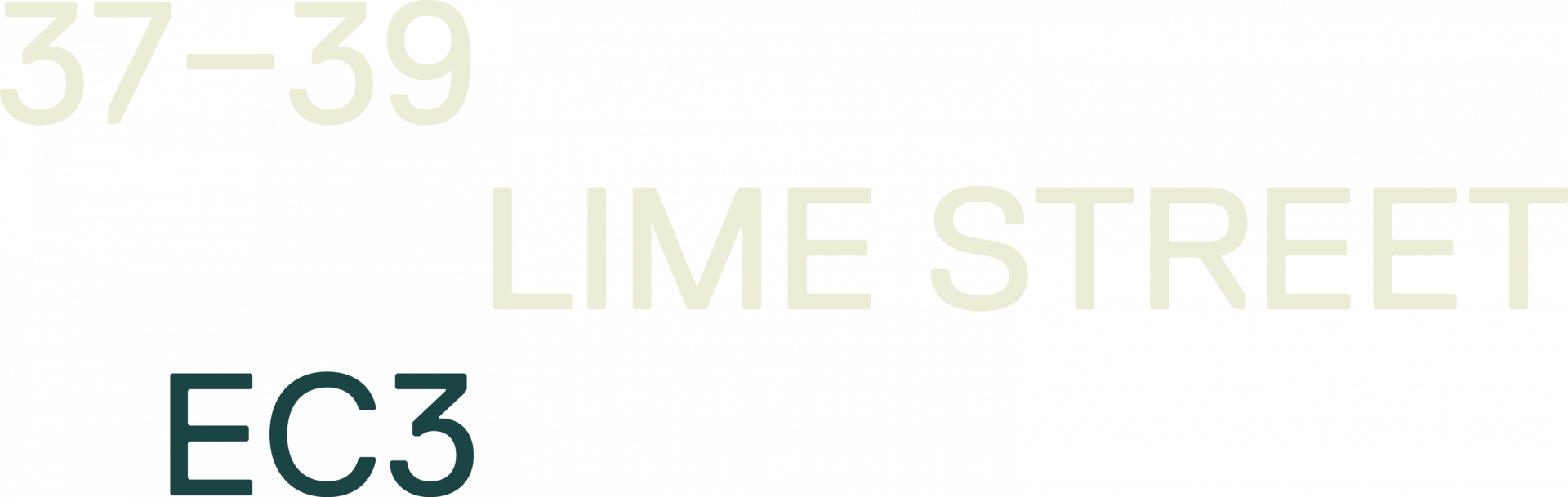 The Lime Street Estate - 37-39 Lime Street Logo